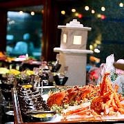 澳門威尼斯人渢竹自助午餐(特別時段)+金光飛航 香港往返澳門船票套票
