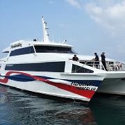 蘇梅島-濤島往返船票(電子票)-Lomprayah