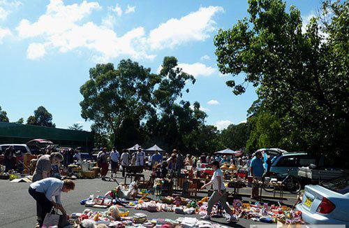 悉尼跳蚤市場都有哪些值得買的,澳洲露天市場,澳洲特色市場,澳洲二手市場