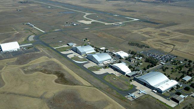 阿瓦隆機場