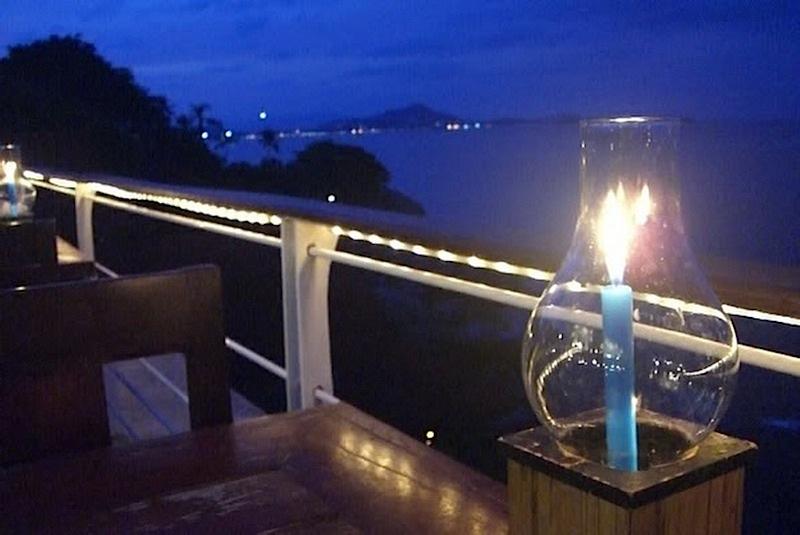 蘇梅島懸崖上的海鮮餐廳Tarua Samui Seafood Resturant,蘇梅島海鮮餐廳,蘇梅島海鮮