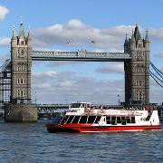 倫敦泰晤士河City Cruises遊船票(隨上隨下可選)