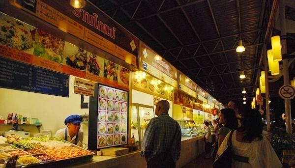 清邁卡拉爾夜市Kalare Night Bazaar