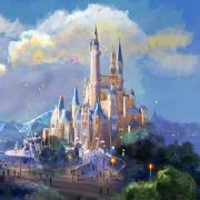 上海迪士尼樂園兩日門票