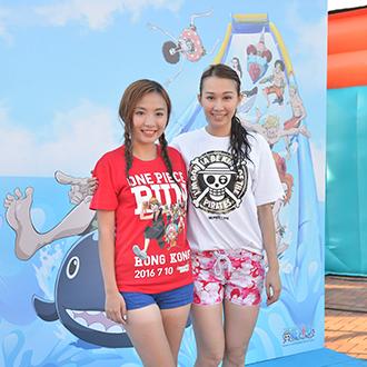 香港海賊王One Piece嘉年華明星試玩