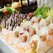 廣州海航威斯汀酒店知味餐廳自助晚餐(送游泳/健身)(電子票)
