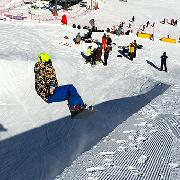 韓國芝山滑雪場滑雪一日遊