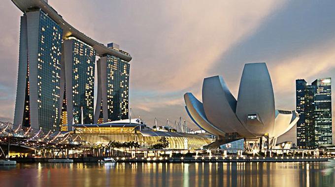 新加坡濱海灣ArtScience Museum金沙藝術科學博物館門票