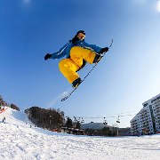 韓國熊城度假村Bears Town滑雪一日遊