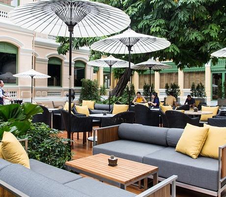曼谷W酒店HiTea