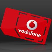 歐洲多國沃達豐Vodafone 4G上網電話SIM卡