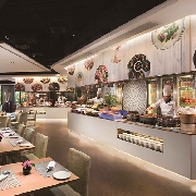 深圳香格裏拉酒店自助午餐