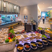 芭堤雅Holiday Inn假日酒店East Coast Kitchen自助晚餐