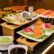 曼谷Copper Aquarium水族館餐廳自助晚餐