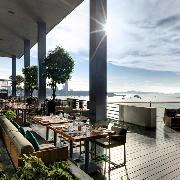 芭堤雅Hilton希爾頓酒店EDGE餐廳國際自助午餐
