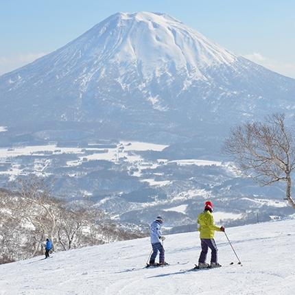 北海道二世古滑雪教練私人課程(中英文教學)
