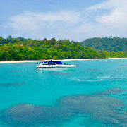 布吉-洛克島+五島雙體快艇一日遊Love Andaman