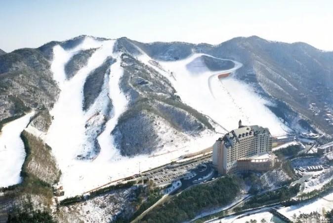 松林度假村滑雪場