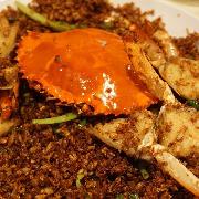 香港尖沙咀喜記蟹將軍套餐