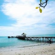 沙巴迪加島+紅樹林一日遊