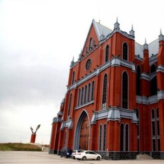 歐式旅遊觀光婚禮宮