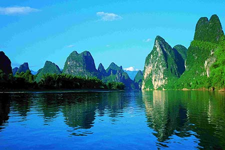 【桂林5天4晚休閑遊】輕松體驗桂林山水 親身感受世外桃源