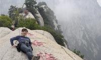 十一出行之西嶽遊上南峰
